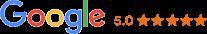 Supremo 5 star Google rating