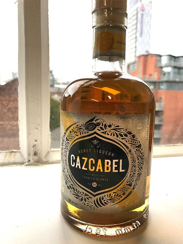 Cazcabel Bottle