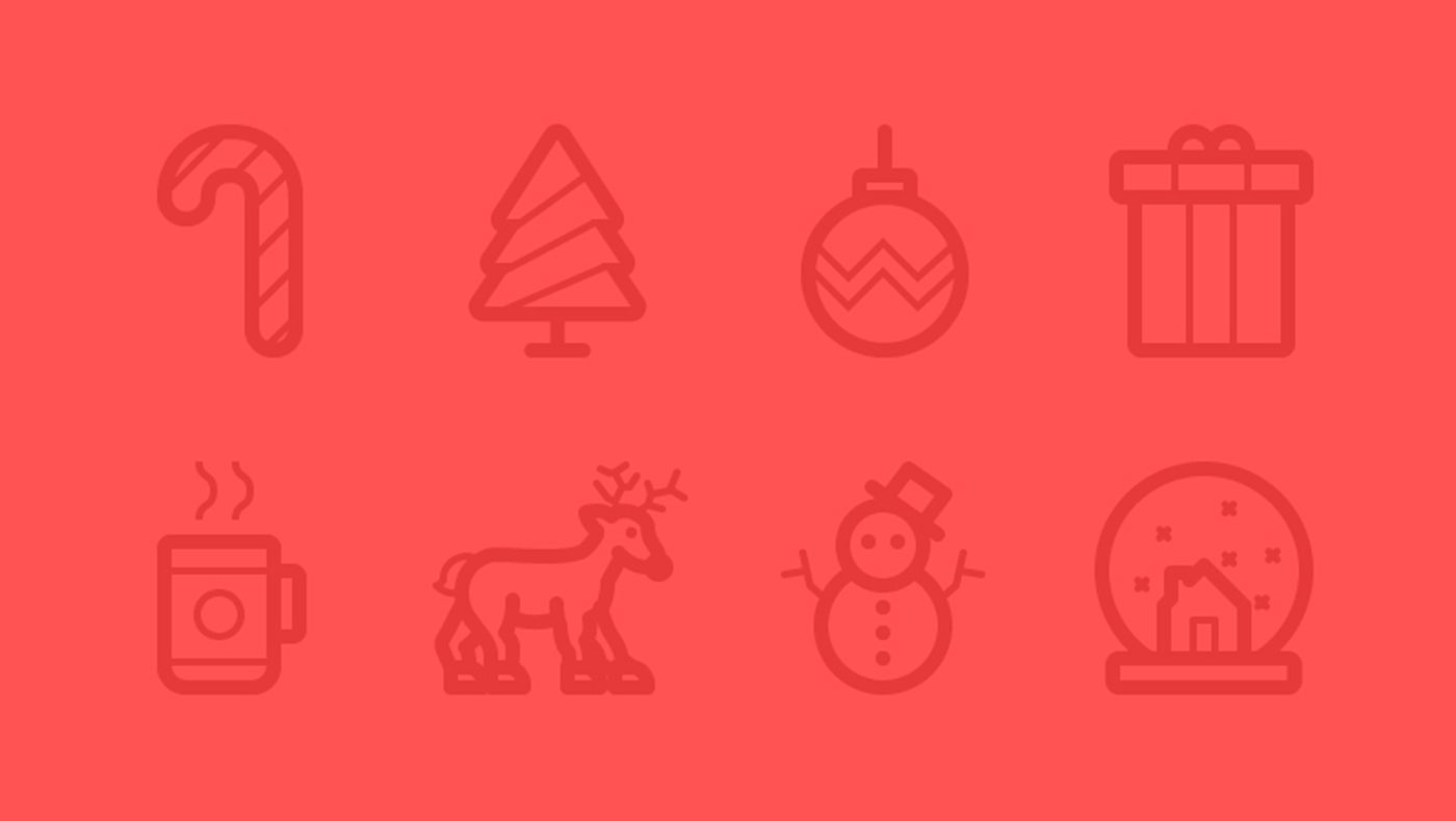 Christmas Icon Pack cover photo