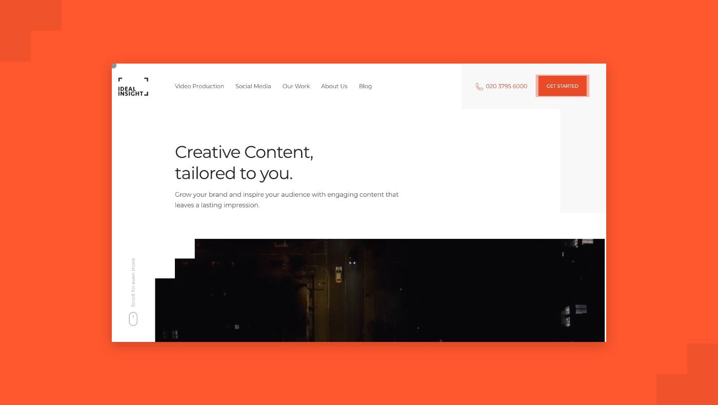 Ideal Insight Web Design cover photo