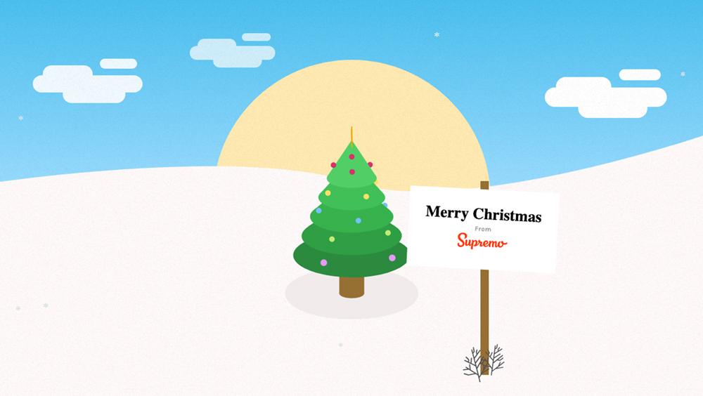 Christmas Tree using Zdog cover photo