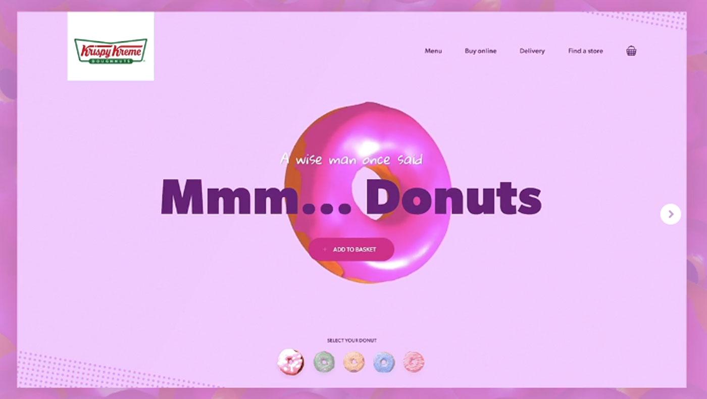 3D Donut Experiment – Blender & Three.js cover photo
